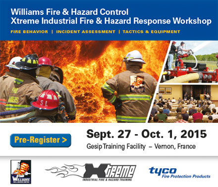 Williams Xtreme Fire School